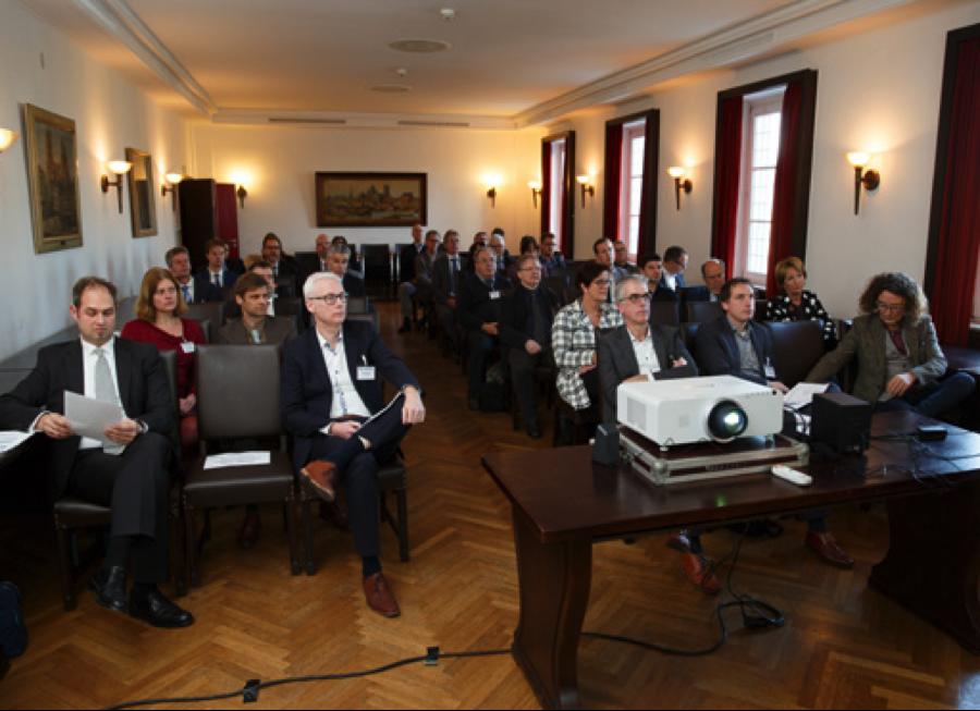 Verkehrskonferenz – Duitse presentatie